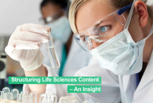 Structuring Life Sciences Content