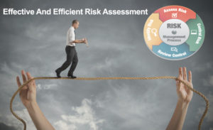 Effective And Efficient Risk Assessment