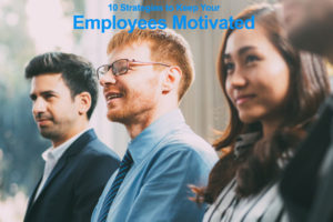 different ways to motivate employees