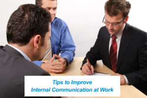 Internal Communication at Work