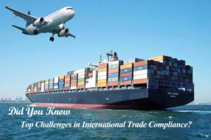 Challenges in International Trade